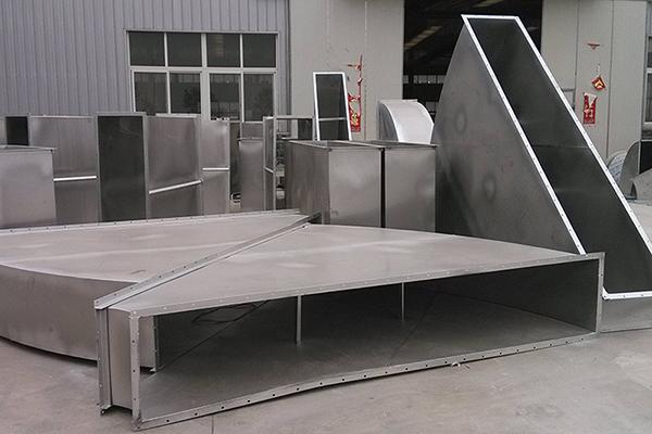 不锈钢风管有什么特点和优点呢?