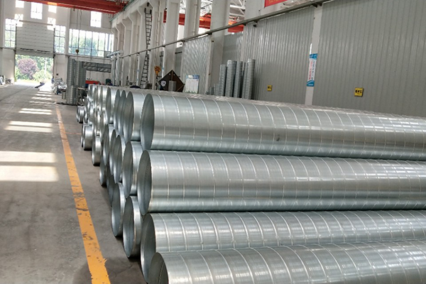 不锈钢通风管道有哪些不同分类和材质呢?