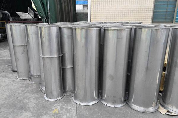 不锈钢焊接风管的无法兰连接类型