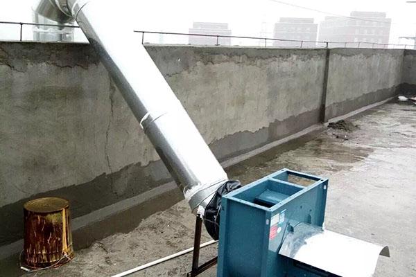 彩钢复合风管与传统铁皮风管的比较