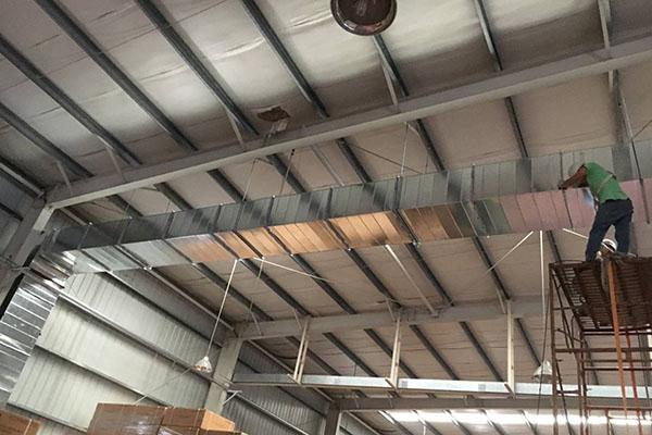 镀锌钢板风道与镀锌铁皮风道的区别