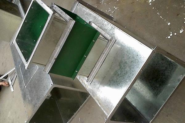 揭秘玻璃钢风管的空气流动及机械程度高