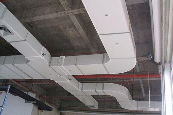 单面彩钢复合风管